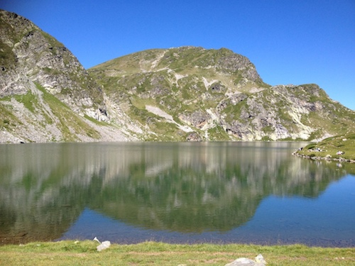 Rila lakes - Kidney lake